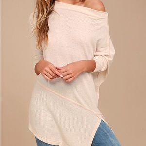 Free People We The Free Londontown Thermal Top